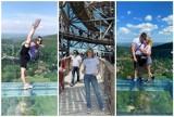 Instagram wrze! Każdy pragnie podniebnego spaceru Sky Walk Świeradów- Zdrój