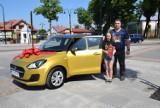 Zwycięzca Loterii PIT-owej otrzymał już nowy samochód (zdjęcia)