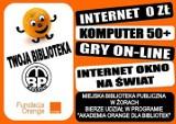 Darmowy Internet w żorskiej bibliotece