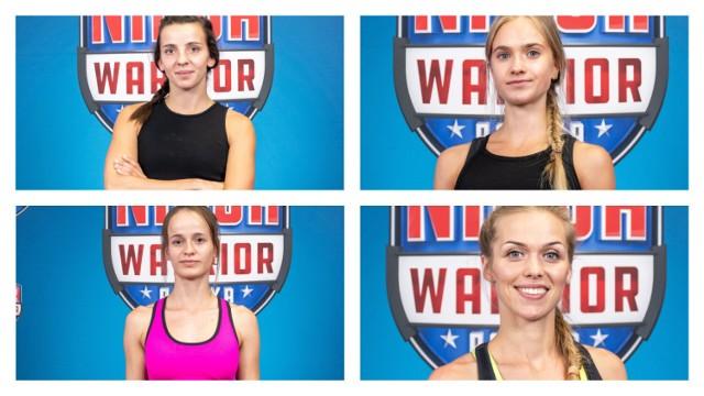 Katarzyna Baranowska, Karolina Brzezińska, Paula Piątkowska, Katarzyna Cymbałko