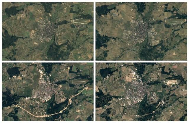 Dzięki Google Earth mamy możliwość zobaczenia aktualnego zdjęcia ziemi z lotu ptaka. Jest też opcja skorzystania ze zdjęć archiwalnych. Chcieliśmy pokazać Wam, jak zmienił się Słupsk i okolice na przestrzeni ostatnich 37 lat. Przejdź do galerii zdjęć, a na jej końcu zobacz niezwykłą animację timelapse.