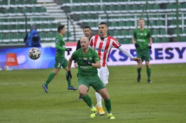 Warta pokonała Cracovię w 15. kolejce ekstraklasy 1:0