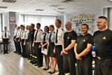 Kolejne gratulacje dla strażaków po zakończonej misji w Grecji. Starosta: Dumny jestem z postawy wolsztyńskich strażaków