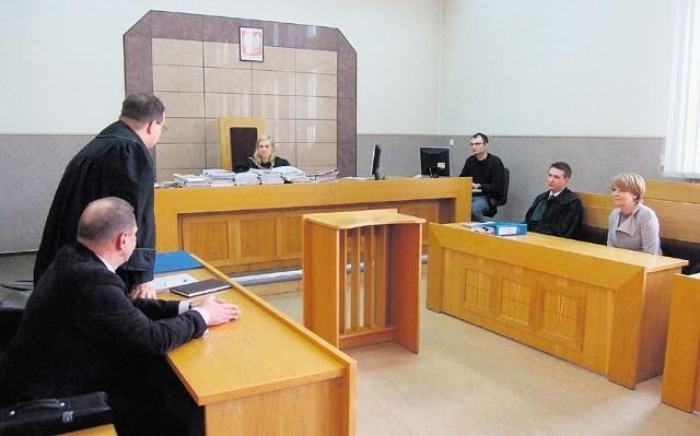 Prezydent Hanna Zdanowska zasiadła na ławie oskarżonych w Sądzie Rejonowym dla Łodzi Śródmieścia.