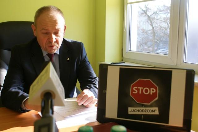 Poseł Jerzy Kozłowski sprzeciwia się przyjmowaniu przez Polskę uchodźców