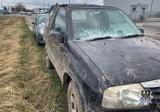 Ukradli samochód terenowy w Walimiu,  bo nie mieli jak wrócić do domu w Świebodzicach...