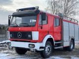 Strażacy ochotnicy z Gzina spod Bydgoszczy potrzebują pomocy, żeby pomagać. Trwa zbiórka na wóz ratowniczo-gaśniczy