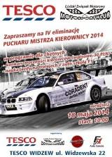 IV Eliminacja Pucharu Mistrza Kierownicy 2014 w Łodzi - zdjęcia