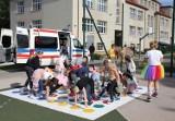 Piknik Zdrowia przy Szkole Podstawowej nr 1 w Lęborku