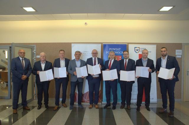 List intencyjny podpisano w Polkowicach w środę, 1 lipca