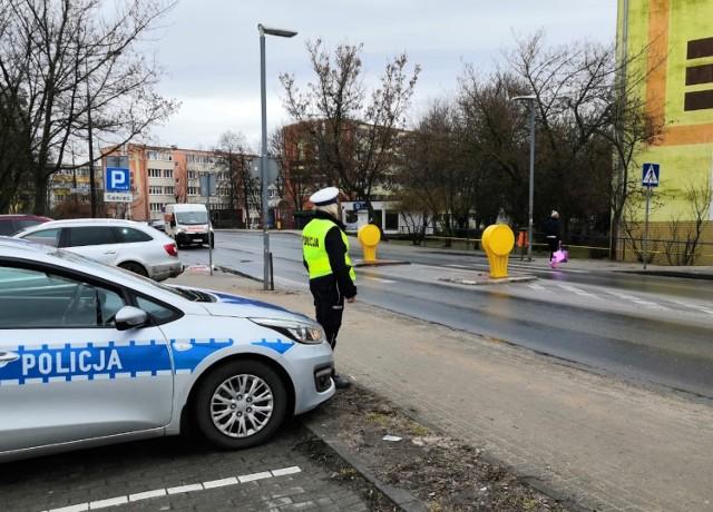 Policjanci kontrolowali prędkość w ramach ogólnopolskiej akcji.