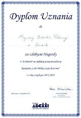 MBP Żory: Nagroda dla naszej biblioteki. Jaka?