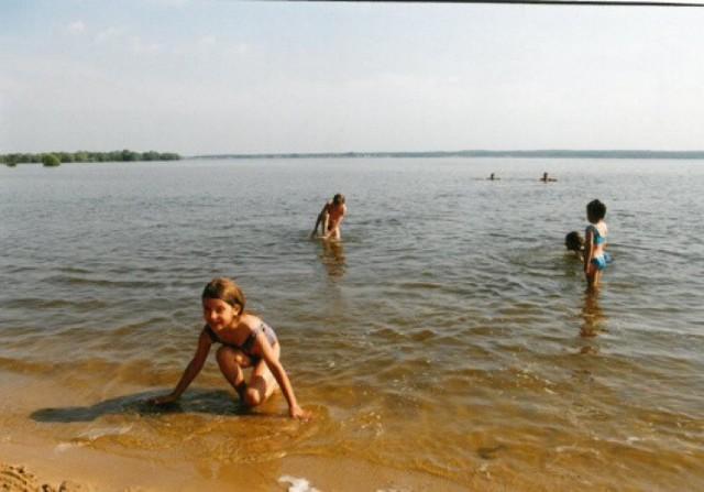 Jeziora turawskie - tak się tu kiedyś wypoczywało.