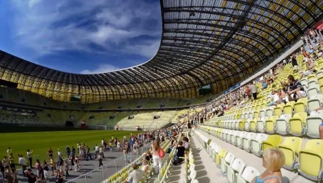 Dzień Otwarty stadionu na świetnym wideo. Warto zobaczyć!