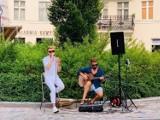 """Koncert na rondzie we Wrzeszczu. Zwycięzca """"The Voice of Poland"""" zagrał na Wajdeloty"""