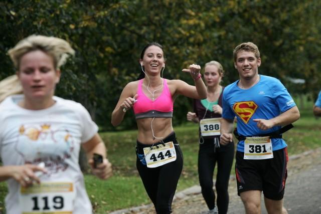 Półmaraton w Legnicy