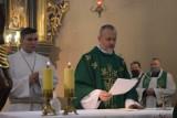 Nowy proboszcz w parafii w Grocholicach-Bełchatowie. Dziś powitali go parafianie, 7.02.2021