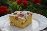 Ciasto z rabarbarem (PRZEPIS) Słodki wypiek na weekend