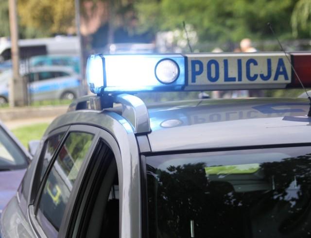 Policjanci zatrzymali 41-latka podejrzanego zabicie 49-letniej mieszkanki Oświęcimia