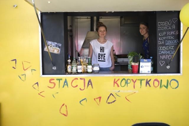 Zlot Food Trucków w Toruniu [ZDJĘCIA]