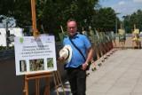 Wystawa fotografii Zbigniewa Gradowskiego w Makowie. Uroczyste otwarcie ZDJĘCIA