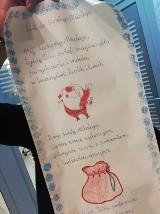 Przedstawiamy wam tegorocznych wyróżnionych  naszego konkursu Listy do św. Mikołaja.