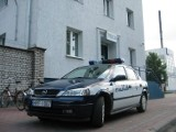KPP Łowicz. Policjant dostał reprymendę