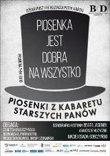 """Kulturalne zaproszenie do Darłowa - """"Piosenka jest dobra na wszystko"""""""
