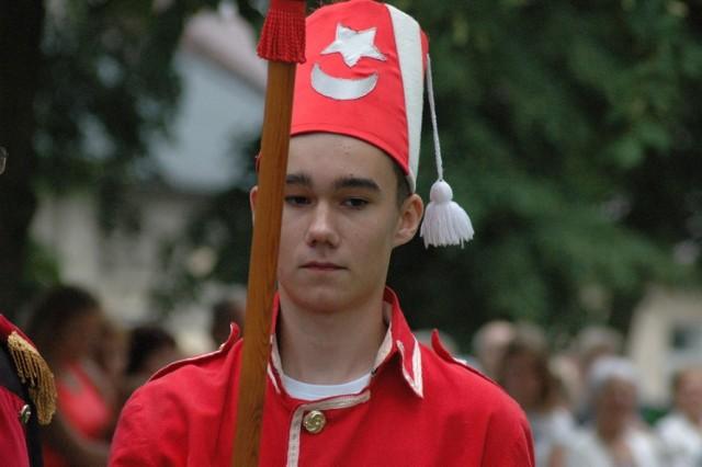 """Parada """"Turków"""" w Iwanowicach"""