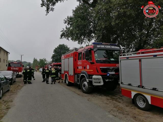 Do kilku groźnych zdarzeń doszło w powiecie chełmińskim w ciągu kilku ostatnich dni. We akcje m.in. przy wypadku w Bągarcie czy poszukiwania mieszkańca gminy zaangażowani byli między innymi druhowie OSP w Kijewie Królewskim