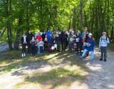 """Łeba. Nad Czarnym Stawem zorganizowano zawody wędkarskie dla dzieci i młodzieży z okazji """"Dnia Dziecka"""""""