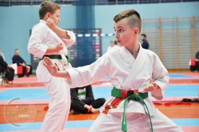 Karatecy ABiRO Zielona Góra zdobyli w Pile 19 medali.