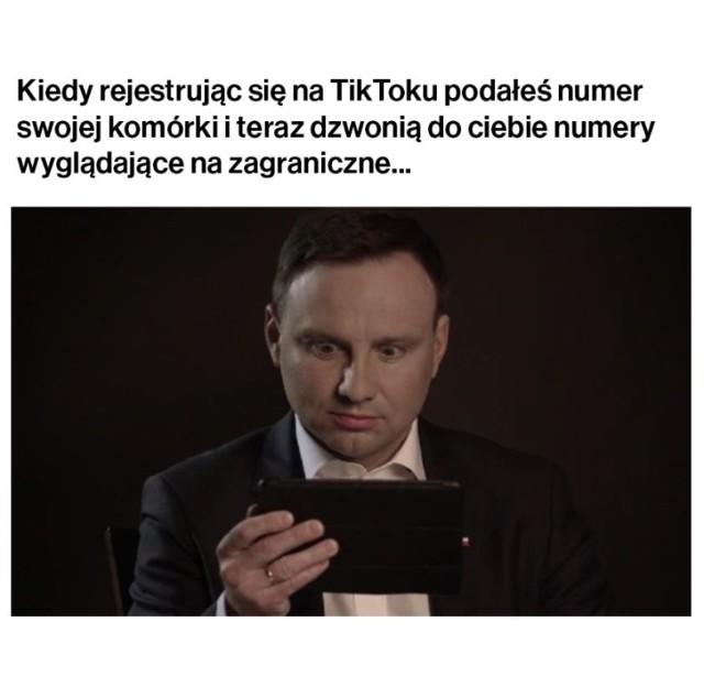 Andrzej Duda padł ofiarą prowokacji Rosjan. Internet już tworzy znakomite memy.   Zobacz kolejne zdjęcia. Przesuwaj zdjęcia w prawo - naciśnij strzałkę lub przycisk NASTĘPNE