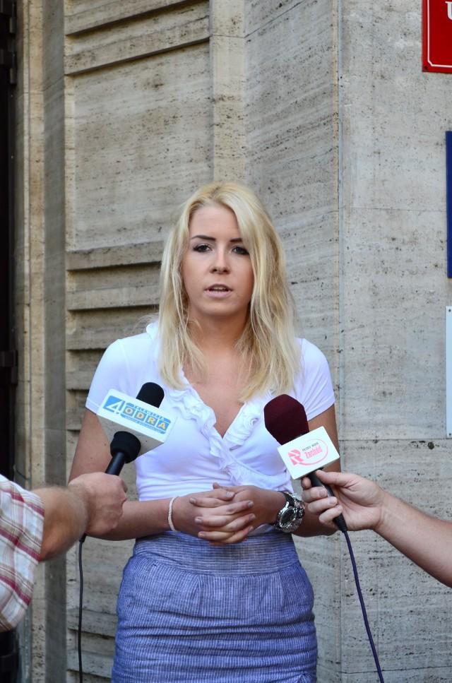 -W Gorzowie podobno nie było jeszcze takiego przypadku - mówi dyrektorka biura Katarzyna Raginia nawiązując do tego, że w ciągu miesiąca ktoś trzy razy niszczył dwie tablice Ruchu.