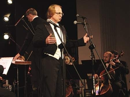 Smogór Andrzej będzie jednym z gospodarzy jutrzejszego koncertu.