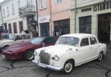 Zabytkowe auta pojawiły się w Chełmie podczas Pięknej Klasycznej Soboty. Zobacz zdjęcia