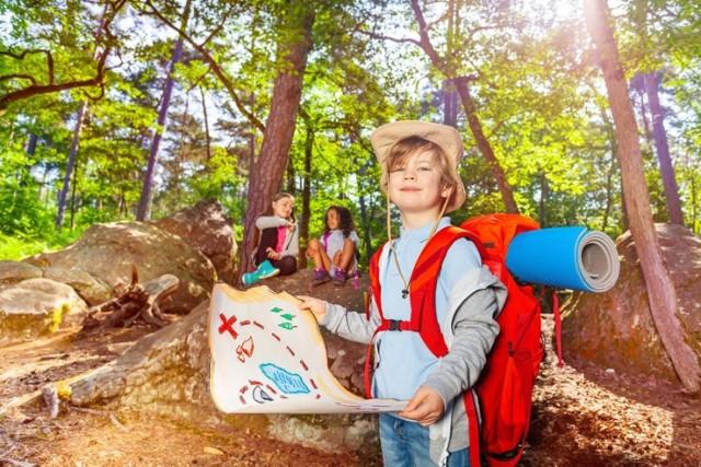 Wakacyjne zajęcia dla dzieci - wybór jest szeroki