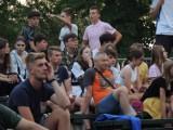 Ostatnie spotkanie w wągrowieckiej strefie kibica! Finał EURO w amfiteatrze