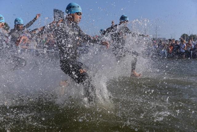 Triathlonowe szaleństwo w Gdańsku potrwa przez dwa dni