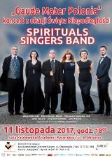 Spirituals Singers Band w Legnicy. Na koncert zapraszamy 11 listopada