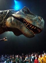 Dinozaury na żywo. Wygraj bilety na wystawę na Stadionie Narodowym [KONKURS]