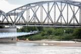 Zobacz niesamowity przelot Artura Kielaka pod mostem w Grudziądzu! [wideo]