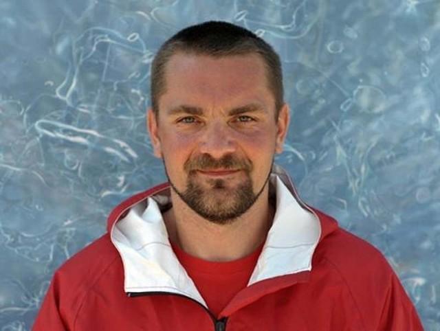 Tomasz Kucharski, dwukrotny mistrz olimpijski w wioślarstwie.