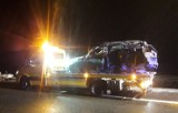 Wypadek w Kopaninie pod Toruniem na autostradzie A1. Jedna osoba nie żyje [ZDJĘCIA]