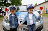 Dzień Dziecka 2021 w Piotrkowie. Piknik ze służbami ratunkowymi: policją, ratownikami i strażakami ZDJĘCIA