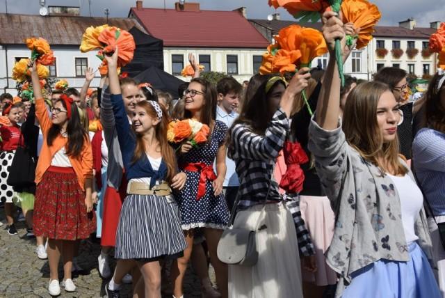 Skierniewickie Święto Kwiatów, Owoców i Warzyw, Parada w 2018 roku