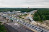 Węzeł Giszowiec na DK86 w Katowicach prawie gotowy. Będą mniejsze korki w stronę Tychów