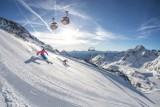 Mölltaler - słowacki lodowiec w Austrii. Bajkowe widoki i szybsze bicie serce