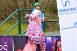 Biegi z marzanną w Świnoujściu - tak sportowcy witali wiosnę