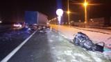 Tragiczny wypadek w Ostaszewie pod Toruniem. Jedna osoba nie żyje